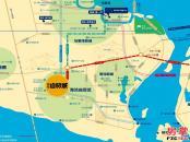 海投自贸城区位图