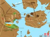 三盛国际海岸区位图