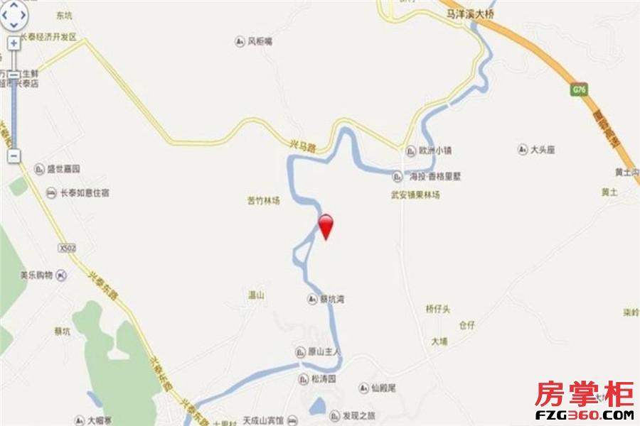 桃李春风交通图