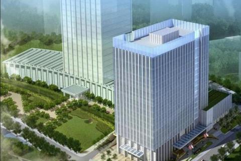 台商首席毛坯交付 打造生态精品商务大厦