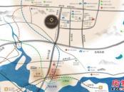 首开万科白鹭郡交通图