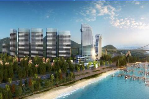 融信海上城全面打造滨海丰盛的生活格局