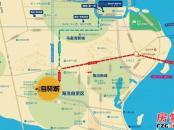 海投自贸城交通图