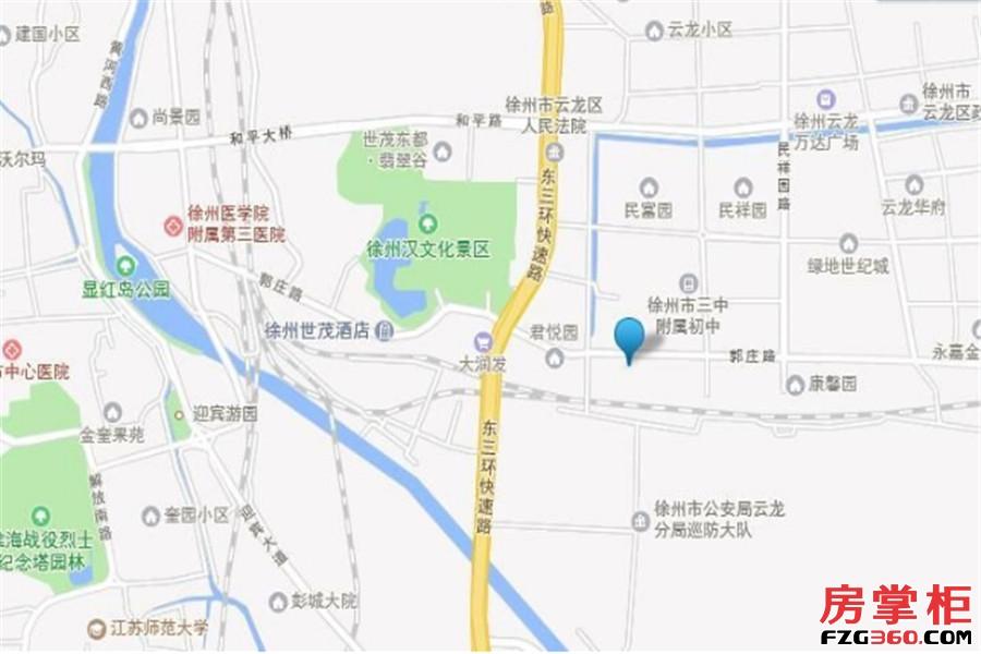 东方锦城_徐州东方锦城_徐州房掌柜