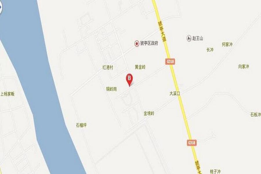 猇亭宜化绿洲新城区位图