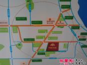 同德花园交通图区位图