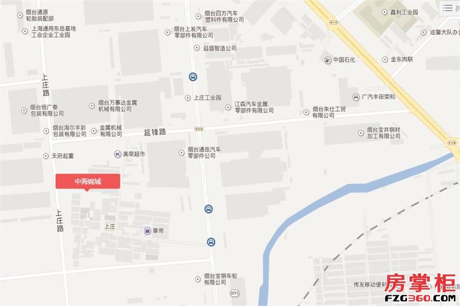 中海锦城_烟台中海锦城_烟台房掌柜