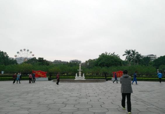 肇庆新儿童公园选址已